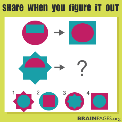 Brain Teaser #1 SOLUTION - Brain Pages